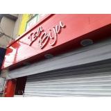 letreiro para nome de loja Bragança Paulista