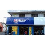 letreiro para supermercado litoral paulista