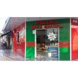 letreiros para restaurante Cocais