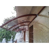 loja de toldo policarbonato instalação Presidente Prudente