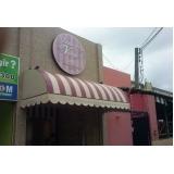loja de toldo policarbonato orçamento Itatiba
