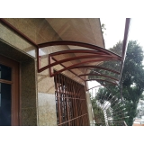 loja de toldo policarbonato para janela Santa Teresinha de Piracicaba