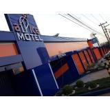onde fazer letreiro para fachada de motel Litoral