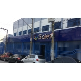quanto custa fachada de empresa industrial Paiol Grande