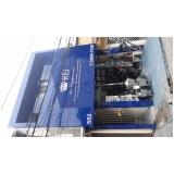 quanto custa fachada loja moderna Piracicaba