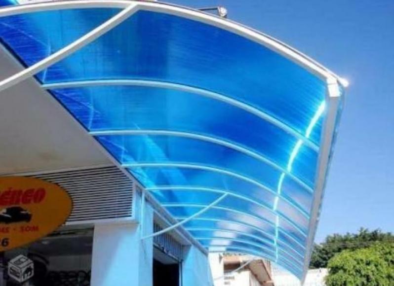 Toldos Policarbonato Compacto São Sebastião - Instalação Toldo Policarbonato