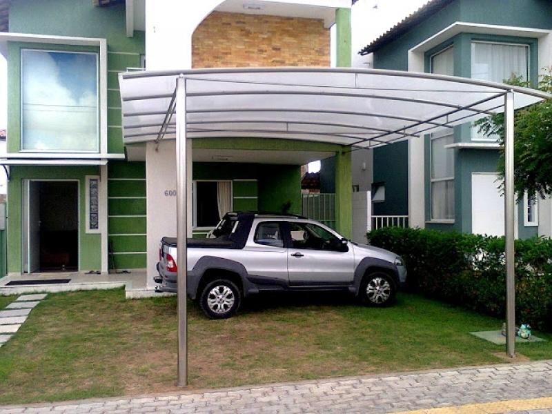 Toldos Policarbonato para Garagem Louveira - Toldo Policarbonato Instalação