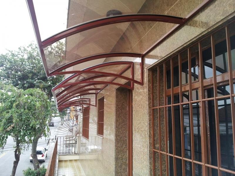Toldos Policarbonato para Janela Araraquara - Instalação Toldo Policarbonato